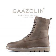 بوت پارتیزان گازولین گردویی - GAAZOLIN Partisan Boots Trench Warfare