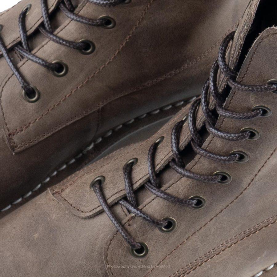 بوت پارتیزان گازولین گردویی – GAAZOLIN Partisan Boots Trench Warfare