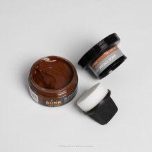 واکس کرمی قهوهای بلینک - Blink Shoe Cream Brown