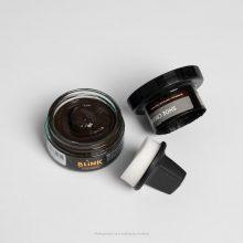 واکس کرمی قهوهای تیره بلینک - Blink Shoe Cream Dark Brown