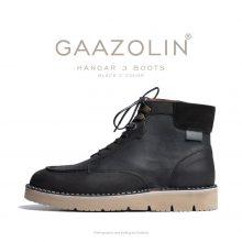 بوت هانگر 3 گازولین مشکی - GAAZOLIN Hangar 3 Boots Black C