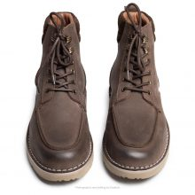 بوت هانگر گازولین شکلاتی - GAAZOLIN Hangar Boots Brown Love