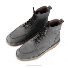 بوت هانگر گازولین طوسی برفی - GAAZOLIN Hangar Boots Snowy Grey