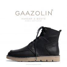 بوت هانگر زد گازولین مشکی - GAAZOLIN Hangar Z Boots Middle East