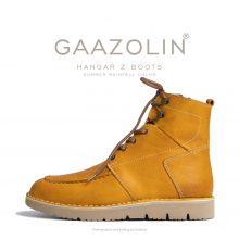 بوت هانگر زد گازولین خردلی - GAAZOLIN Hangar Z Boots Summer Rainfall