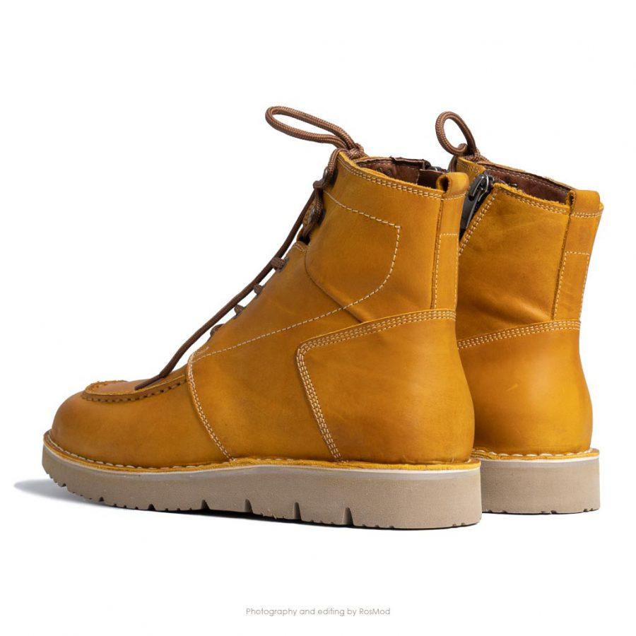 بوت هانگر زد گازولین خردلی – GAAZOLIN Hangar Z Boots Summer Rainfall