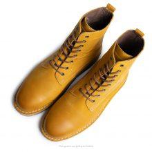 بوت پارتیزان گازولین زرد - GAAZOLIN Partisan Boots Napalm