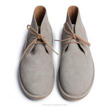 کفش صحرایی سافاری گازولین شنی جیر - GAAZOLIN Safari Veldskoen Shoes B Design Tartarus